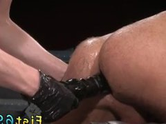 Free gay vidz fisting boys  super porn first time Aiden Woods is on his back and