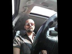 just having vidz fun in  super the car . no sex just fun