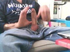 Jeans wank vidz #6