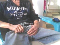 Jeans wank vidz #7
