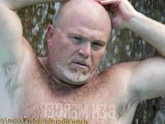 Furry Otter vidz AJ Jerks  super his cock for Cash