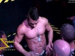 Joey Van vidz Damme stripper  super gay (part 2)