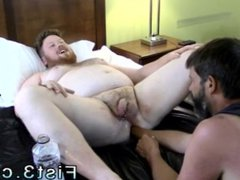 Leather gay vidz fist and  super nude guy fisting each other and guy ass fisting and