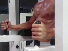 Chaturbate Guy vidz Dafydd -  super Ab Workout