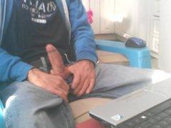 Jeans wank vidz #9