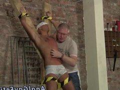 Daddy boy vidz bondage gay  super free porn vid and gay boys first bondage experience