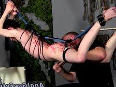 Bondage slave vidz gay vid  super and guy bondage in underwear and gay medical