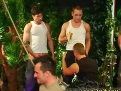 Nude male vidz hunk group  super shower and photo group blowjob big cooks and group