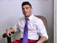 Straight guy vidz asks gay  super guy for a rim job and straight dudes gay sex for
