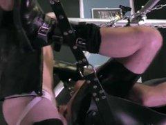 Rubber Skinhead vidz sling raw-fuck