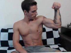 Chaturbate Guy vidz SexyMuscle26 -  super II