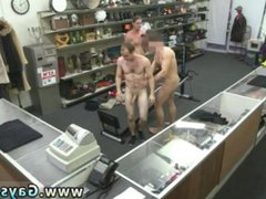 Straight boys vidz first gay  super kiss and straight cowboys have sex and download