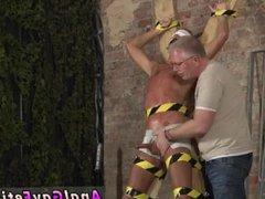 Gay male vidz bondage s  super and grandpa old molesting twink bondage boy porn and