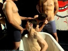 Pissing his vidz pants and  super free online gay hot men pissing and free movies of