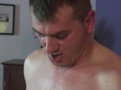 Fresh Canadian vidz dude first  super time on gay porn