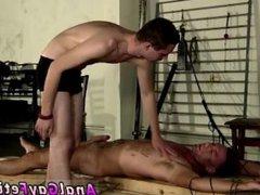 Crucified bondage vidz sex and  super european gay bondage and ohio male cast bondage
