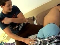 Twinks spanked vidz free and  super hard male spanking by males and old naked men