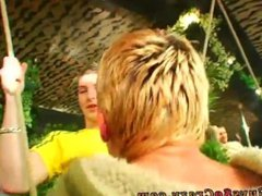 Teen party vidz boys used  super and male wanking group stories and gay twink party