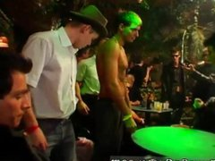 Group of vidz men hold  super down and wank boy tube and hen party male strippers