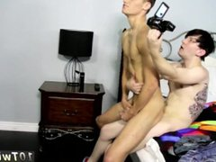 Teen boy vidz gay gets  super fucked with sneakers and teen boys liking armpit