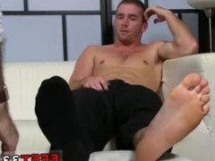 Gay sucking vidz toes and  super sexy horny boys piss feet fucking videos and smooth