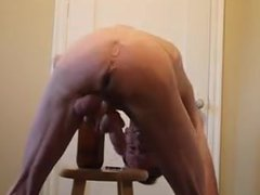 Cock Play vidz and Bareback  super Self Fucking and Cumming in My Ass