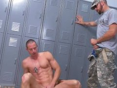 Straight to vidz gay military  super porn Extra Training for the Newbies