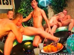 Gay college vidz party galleries  super and male nude bondage party first time CUM