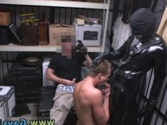 Hunk actor vidz masturbating and  super cumming and two straight fuck each other for