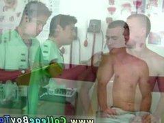 Boys draft vidz physical and  super shots and medical examination naked school boys