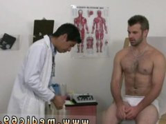 Sexy men vidz getting physicals  super videos and gay black medical tubes first time