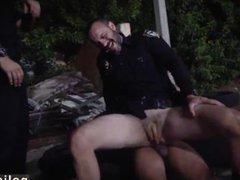 Cop free vidz gay porn  super when black