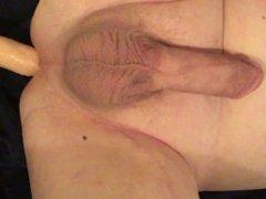 Dildo in vidz my ass