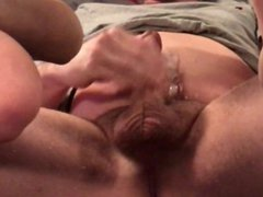 Masturbating in vidz front of  super mirror