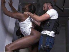 Porn movie vidz police xxx  super gay muscle hot dude gets fucked by cop Purse