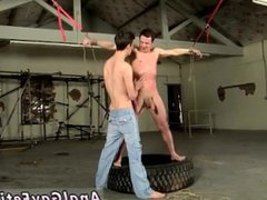 Young boys vidz orgasm bondage  super gay Hung