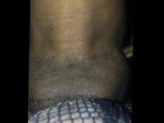 Black Daddy vidz Eating Latino  super Ass