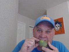 Deepthroating a vidz cactus