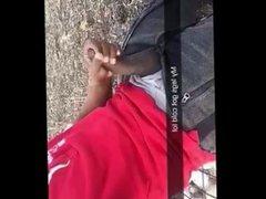 Beating my vidz dic at  super a park and got caught