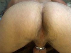 Hairy hole vidz gaped from  super plug play