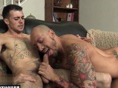 Hot gay vidz anal with  super cumshot