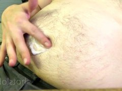 RUBBING LOTION vidz AND FINGERFUCKING  super MY BELLY!