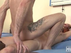 Boyfriends Scene vidz 3: Christian  super Wilde and Tony Hunter