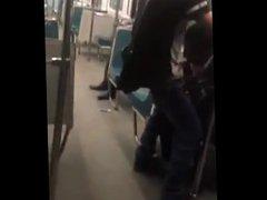 Maduro mamando vidz verga en  super el metro
