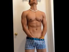 Jerking off vidz and Playing  super with ass