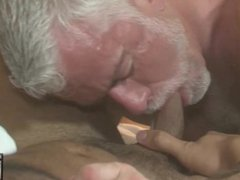 Handsome Silver vidz Daddy Jake  super Marshall and Young Stud Rikk Fuck on Vacation
