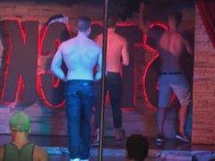 Strippers pau vidz duro V
