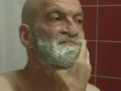 Shaved Head vidz With Beard