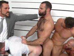 Orgia gay vidz en prisión