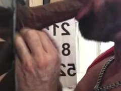 DL Nigga vidz Texts 215-817-5253  super for Intense Deepthroat at Philly Glory Hole